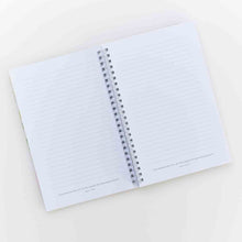 Load image into Gallery viewer, Ecclesiastes 3:11 God Has Made Everything Beautiful (Wirebound PVC Notebook)
