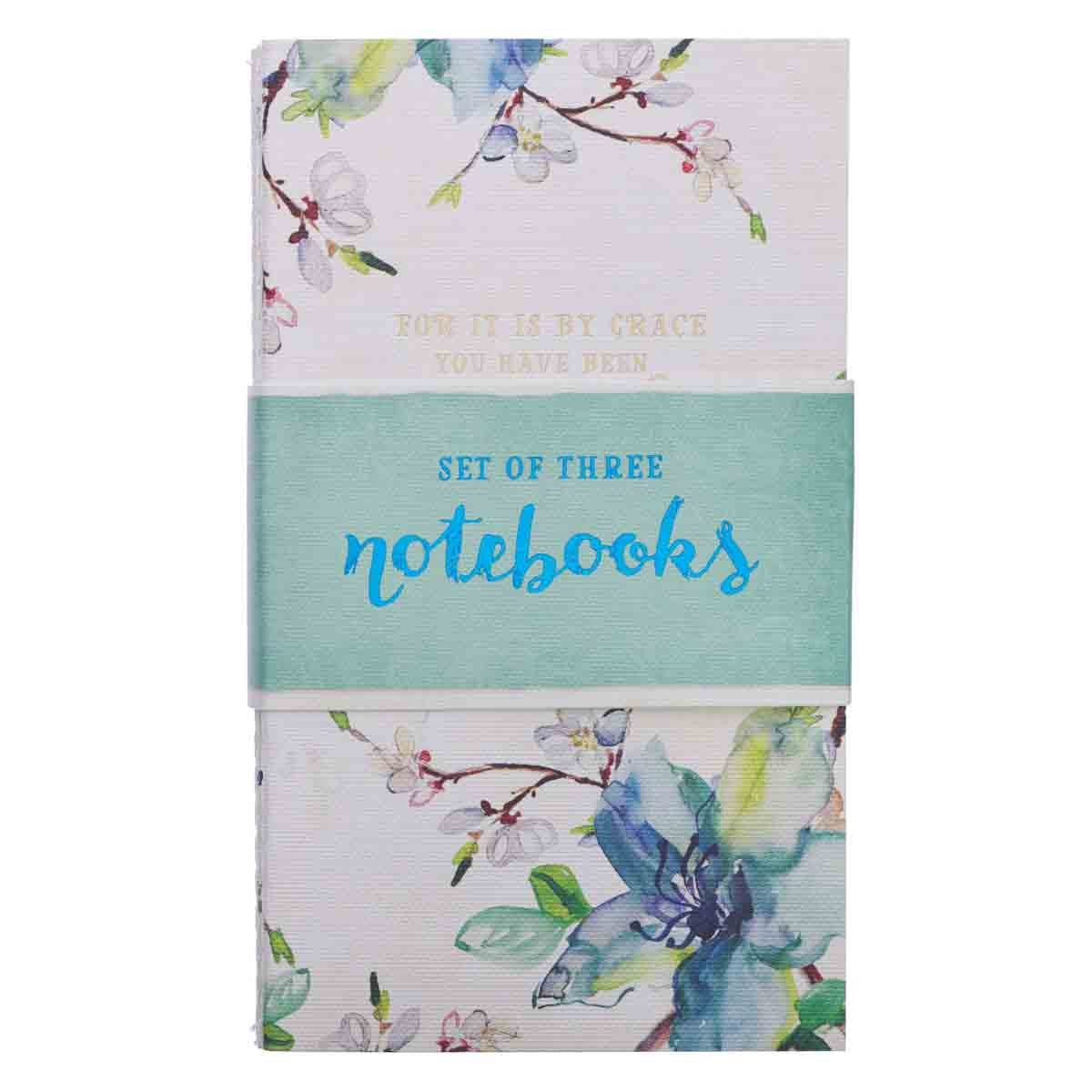 Watercolor Collection (Set Of 3)(Small Notebook Set)
