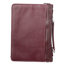 Load image into Gallery viewer, Our Father Who Art In Heaven (LuxLeather Bible Bag)