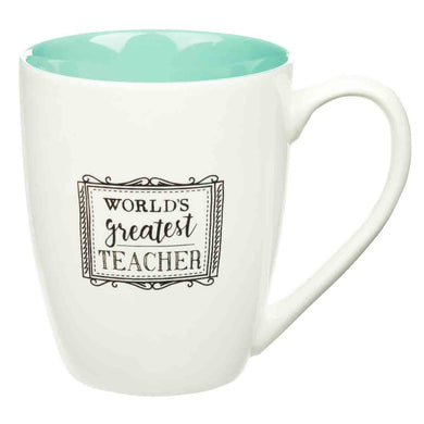 World's Greatest Teacher (Ceramic Mug)