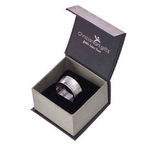 Man Of God (Stainless Steel Men's Ring)