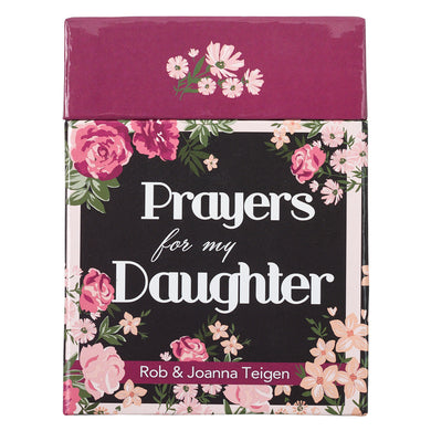 Prayers For My Daughter (Boxed Cards)