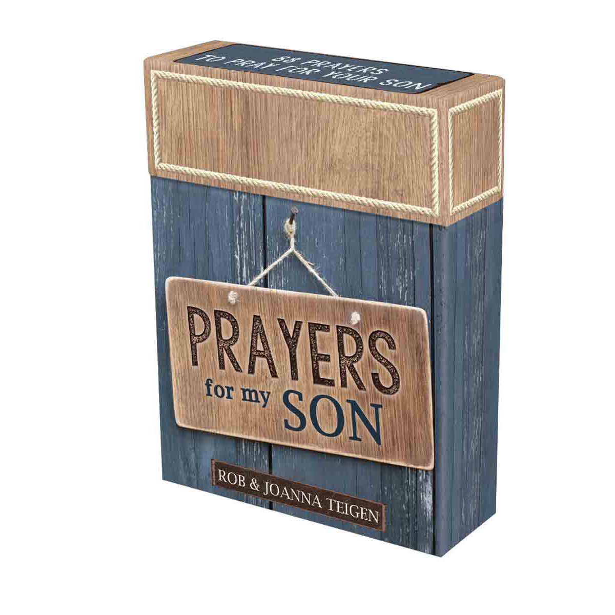 Prayers For My Son (Boxed Cards)