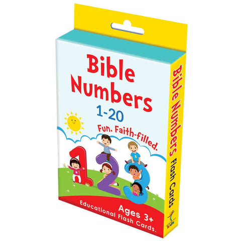 Bible Numbers (Boxed Cards)