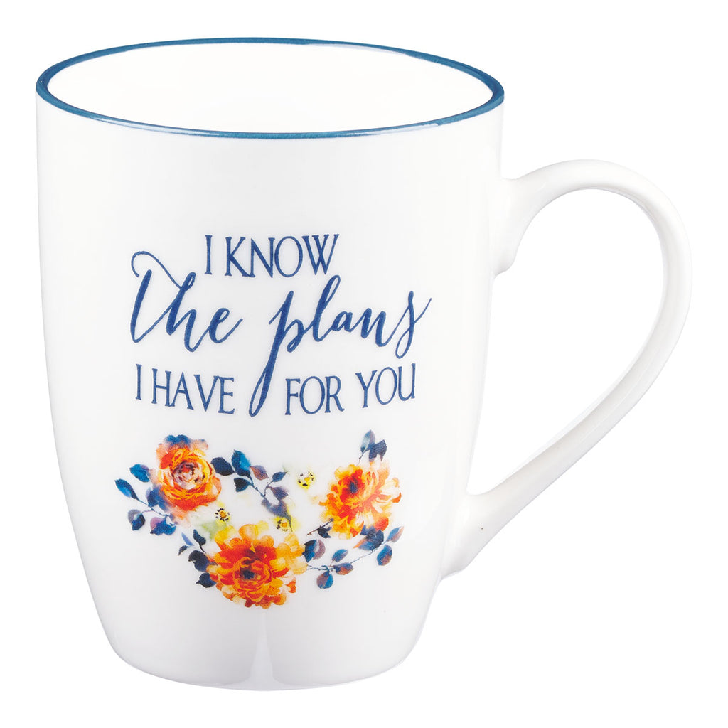 I Know The Plans (Ceramic Mug)