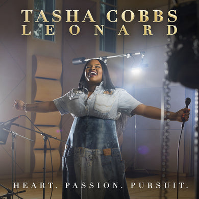 Heart. Passion. Pursuit.(CD)