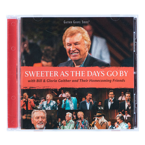Load image into Gallery viewer, Sweeter As The Days Go By (CD)