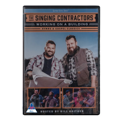 Singing Contractors, Working On A Building (DVD)