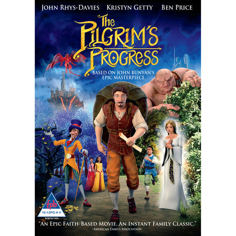 Pilgrim's Progress (DVD)
