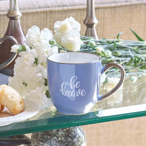 Be Brave Lavender (Ceramic Mug)