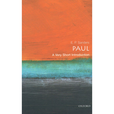 Paul A Very Short Introduction (Paperback)
