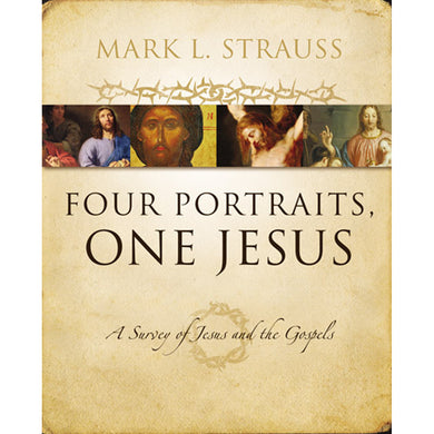 Four Portraits, One Jesus (Hardcover)