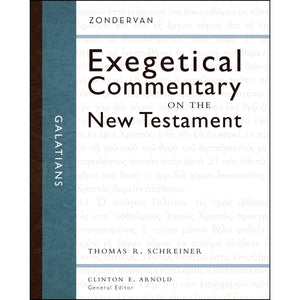 Galatians (Zondervan Exegetical Commentary On The New Testament)(Hardcover)