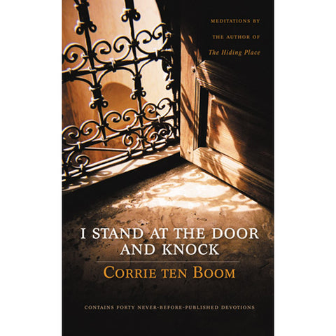 Load image into Gallery viewer, I Stand At The Door And Knock (Hardcover)