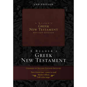 A Reader's Greek New Testament (Bonded Leather)