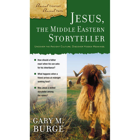 Load image into Gallery viewer, Jesus / Middle Eastern Storyteller(Ancient Context Ancient (Paperback)