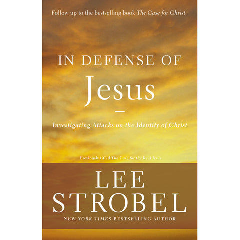 In Defense Of Jesus (Paperback)