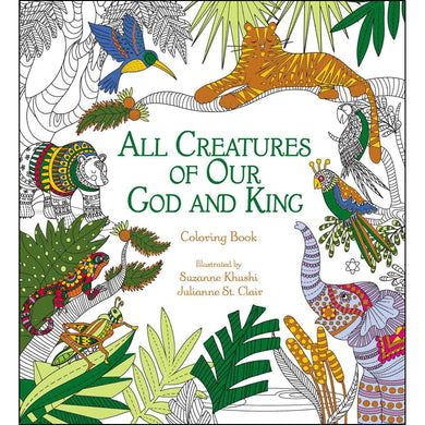 All Creatures Of Our God And King (Paperback)
