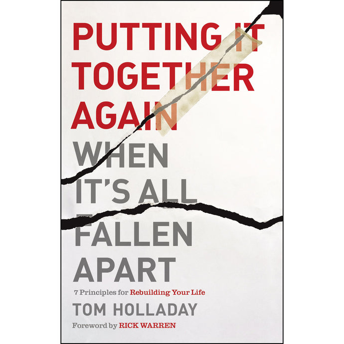 Putting It Together Again When Its All Fallen Apart (Paperback)