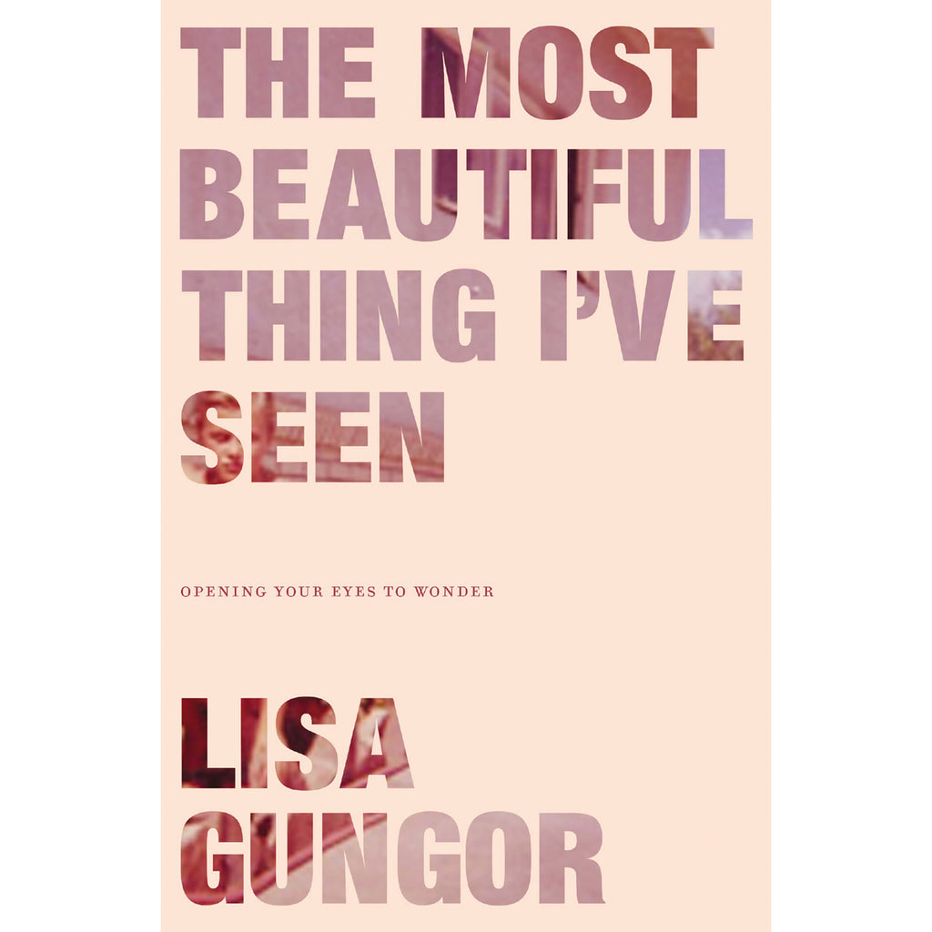 The Most Beautiful Thing I've Seen (Paperback)