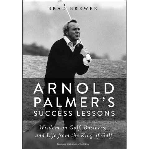 Load image into Gallery viewer, Arnold Palmers Success Lessons (Paperback)
