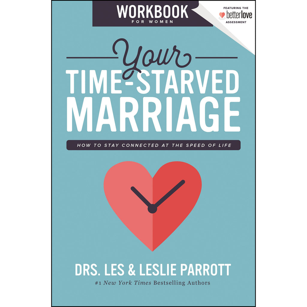 Your Time Starved Marriage Workbook For Women (Paperback)