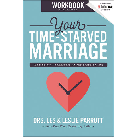 Load image into Gallery viewer, Your Time Starved Marriage Workbook For Women (Paperback)