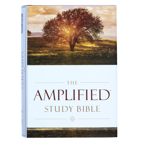 Amplified Study Bible (Hardcover)
