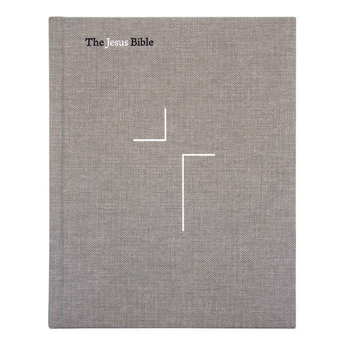 NIV The Jesus Bible (Hardcover)