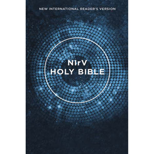 NIRV Outreach Bible Blue (Paperback)