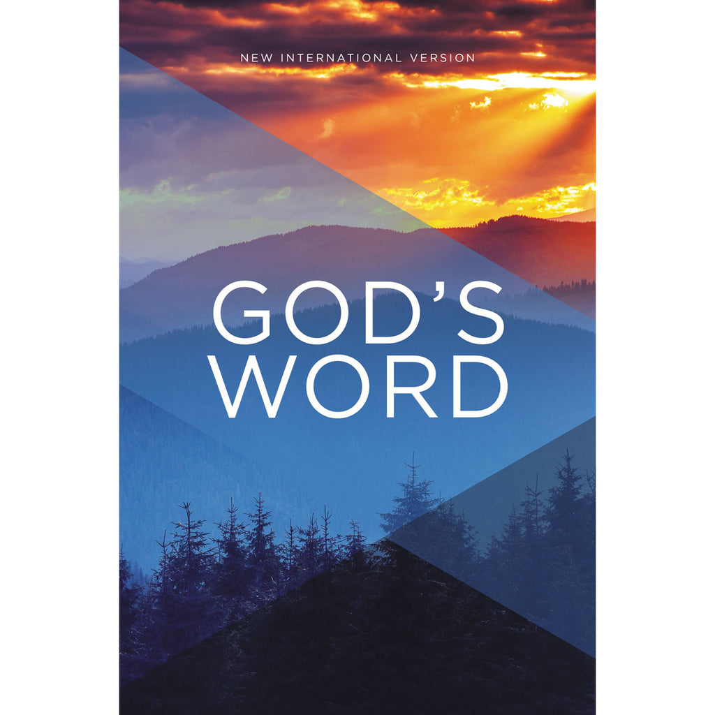 NIV God's Word Outreach Bible (Paperback)