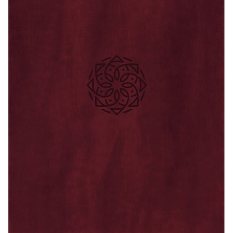 NRSV Holy Bible XL Edition Burgundy (Comfort Print)(Imitation Leather)