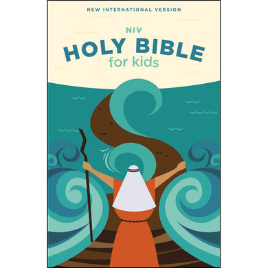 NIV Holy Bible For Kids Economy Edition (Comfort Print)(Paperback)