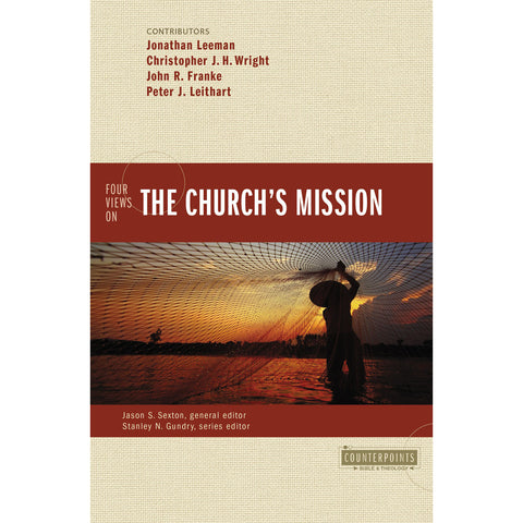 Load image into Gallery viewer, Four Views On The Churchs Mission (Paperback)