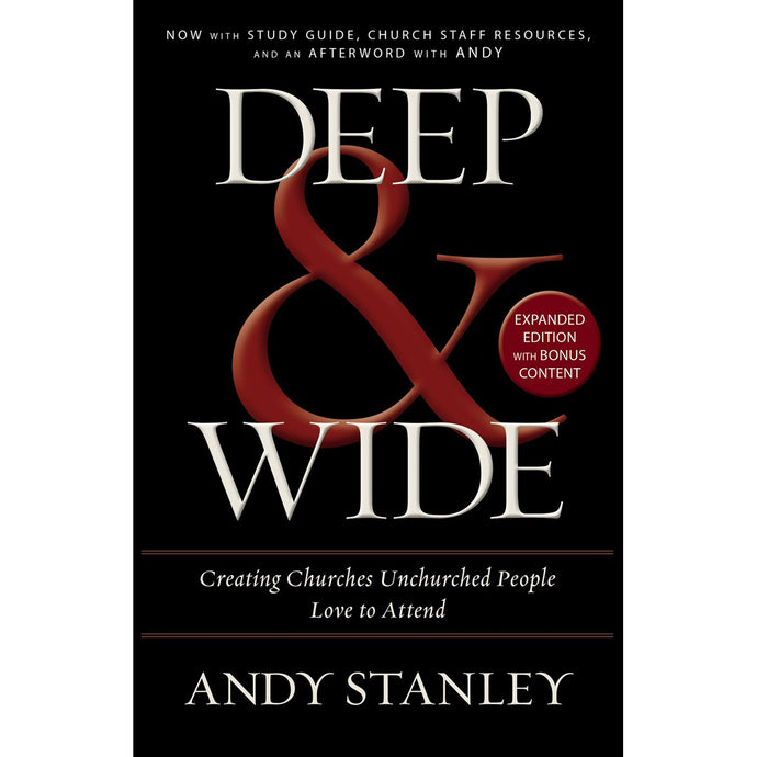 Deep And Wide (Paperback)