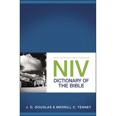NIV Dictionary Of The Bible (Paperback)