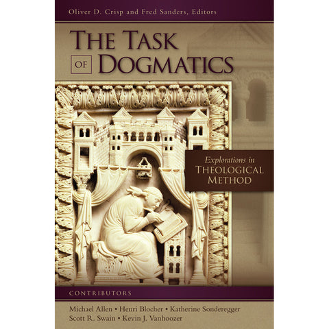 Load image into Gallery viewer, The Task Of Dogmatics (Paperback)