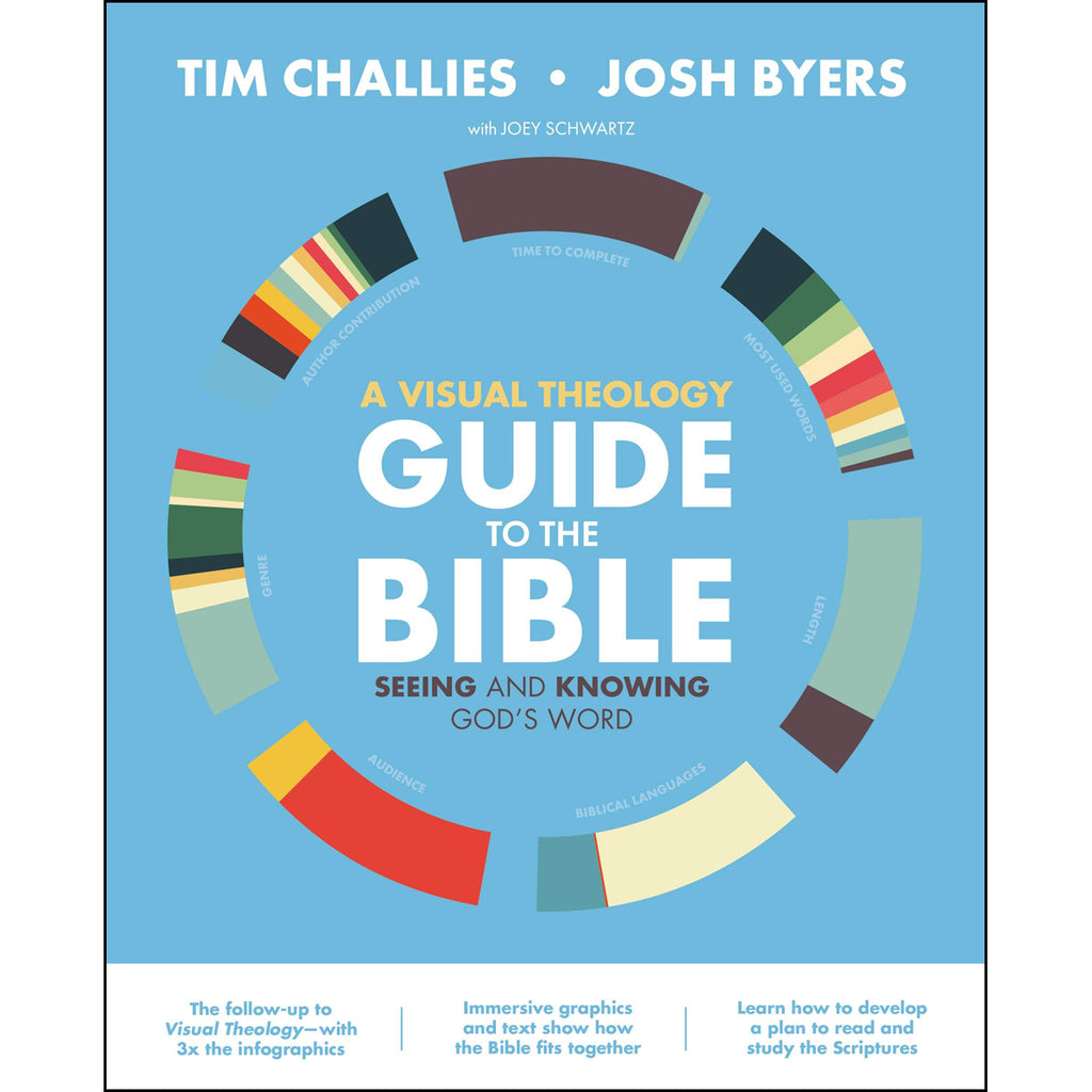 Visual Theology Guide To The Bible (Paperback)