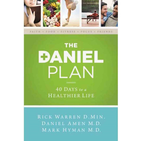 Load image into Gallery viewer, The Daniel Plan (The Daniel Plan Series)(Paperback)