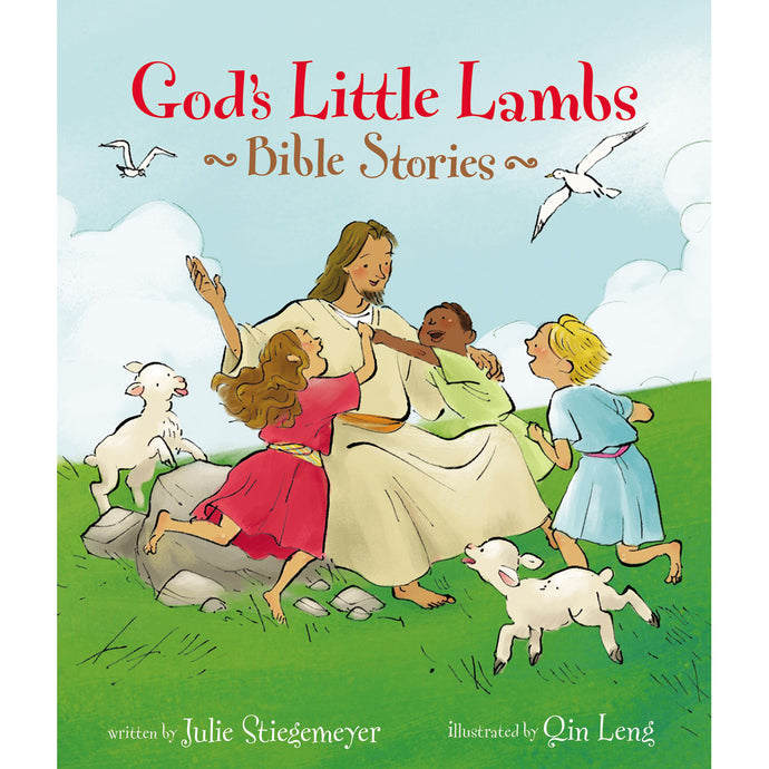 God's Little Lambs Bible Stories (Hardcover)