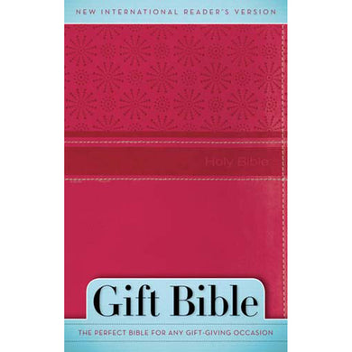 NIRV Gift Bible Hot Pink (Imitation Leather)