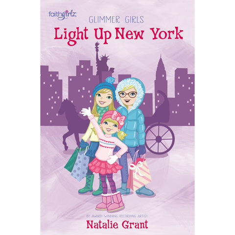 Load image into Gallery viewer, Light Up New York (Faithgirlz / Glimmer Girls)(Paperback)