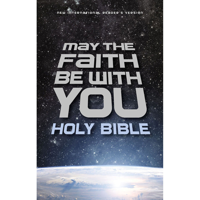 NIRV May The Faith Be With You Holy Bible (Hardcover)