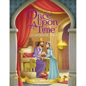 Once Upon A Time Storybook Bible (Hardcover)