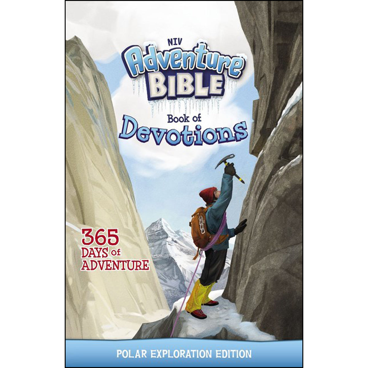 NIV Adventure Bible Book Of Devotions, Exploration Edition (Hardcover)