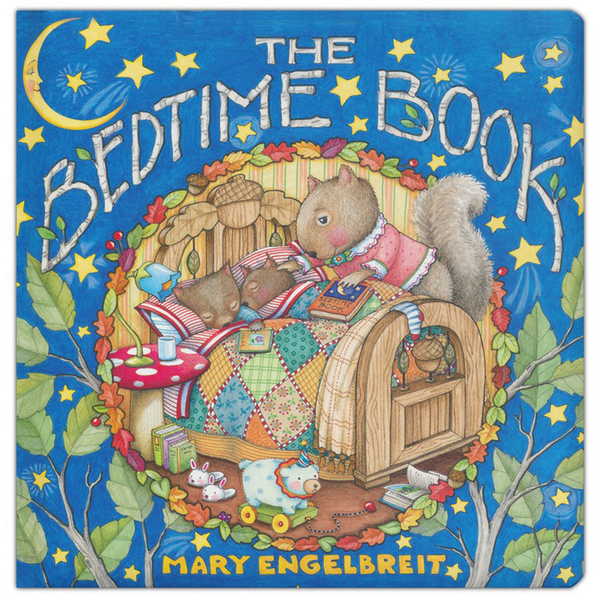 The Bedtime Book (Board Book)