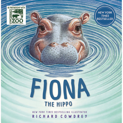 Fiona The Hippo (Board Book)