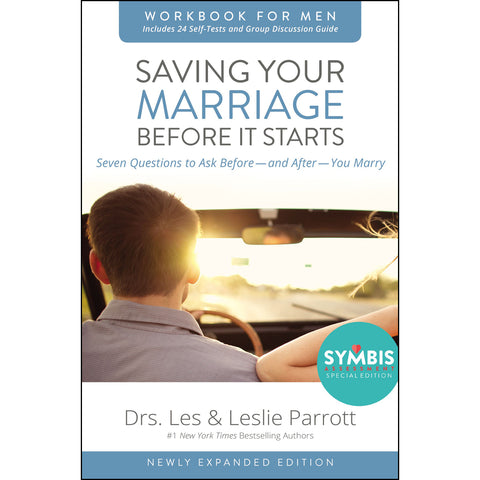 Load image into Gallery viewer, Saving Your Marriage Before It Starts Workbook For Men (Paperback)