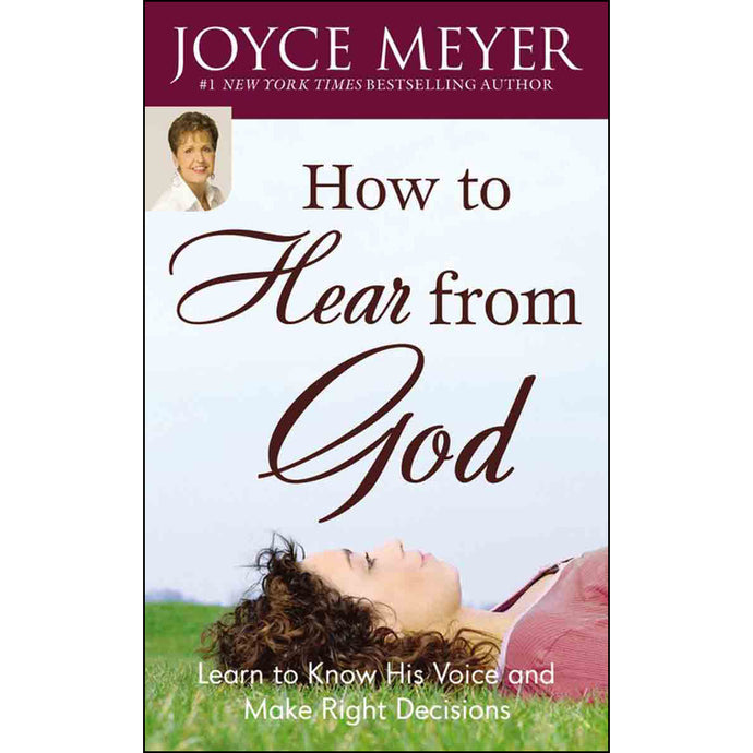 How To Hear From God (Mass Market Paperback)
