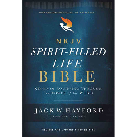 NKJV Spirit Filled Life Bible HC